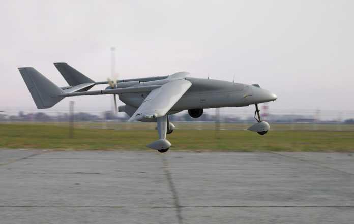 Pakistan UAV