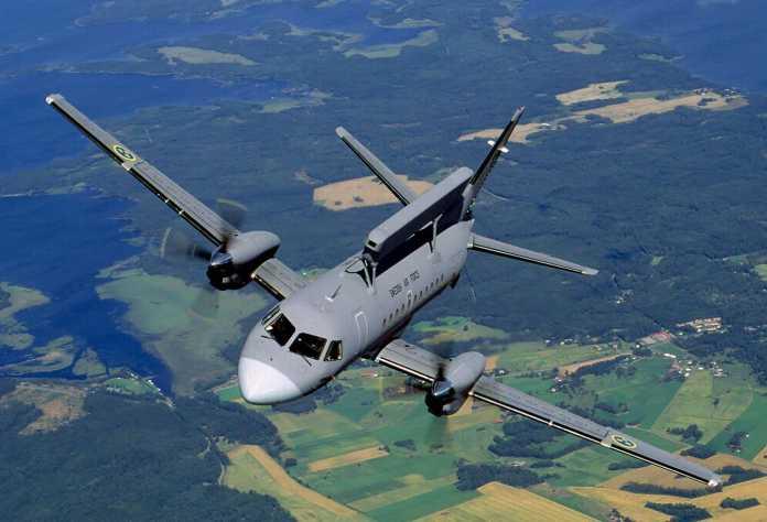Saab Erieye AEW Aircraft
