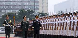 Chinese Gen. Fang Enghui