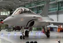 France Rafale Fighter Jet