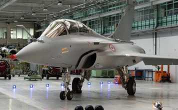 France Rafale Fighter Jet