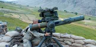 TOW is one of the most widely used anti-tank guided missiles
