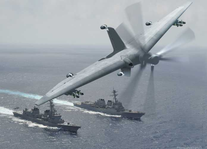 unmanned air system