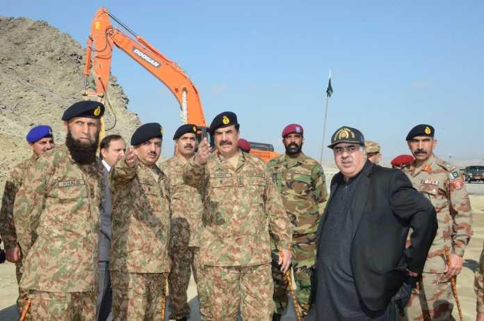 COAS pakistan general raheel sharif