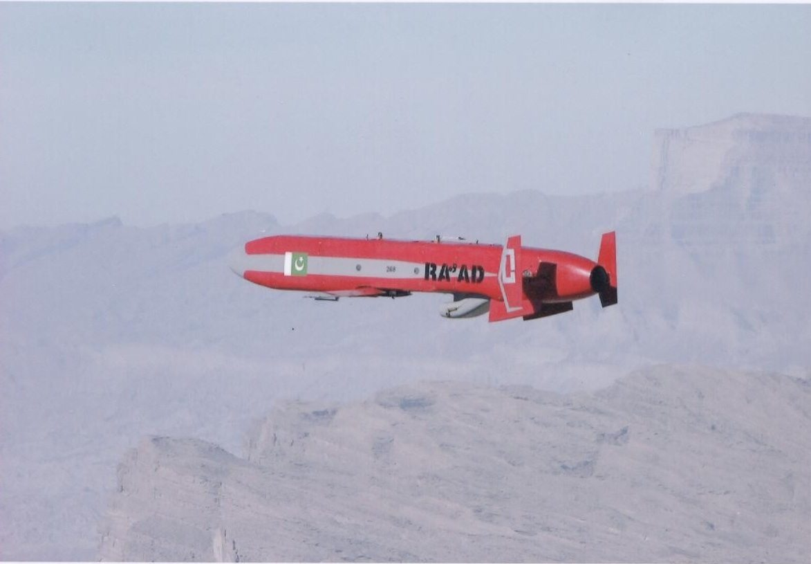 Pakistan Successfully Tests Raad Cruise Missile Ispr At