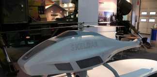 Saab Skeldar UAV