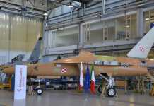 M-346 jet trainer Aircraft for Poland