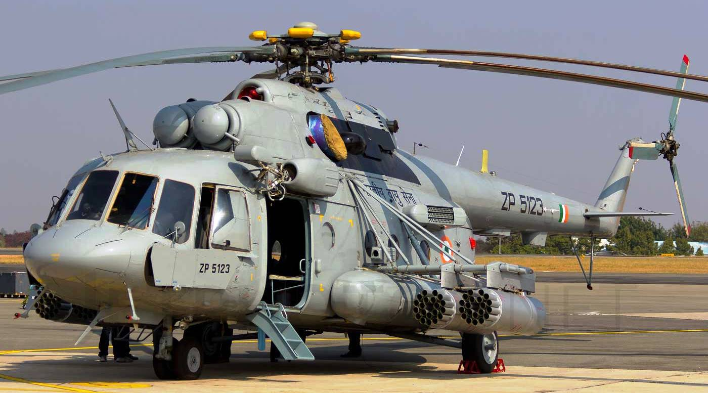 russian helicopters delivers 151 helicopters to india at