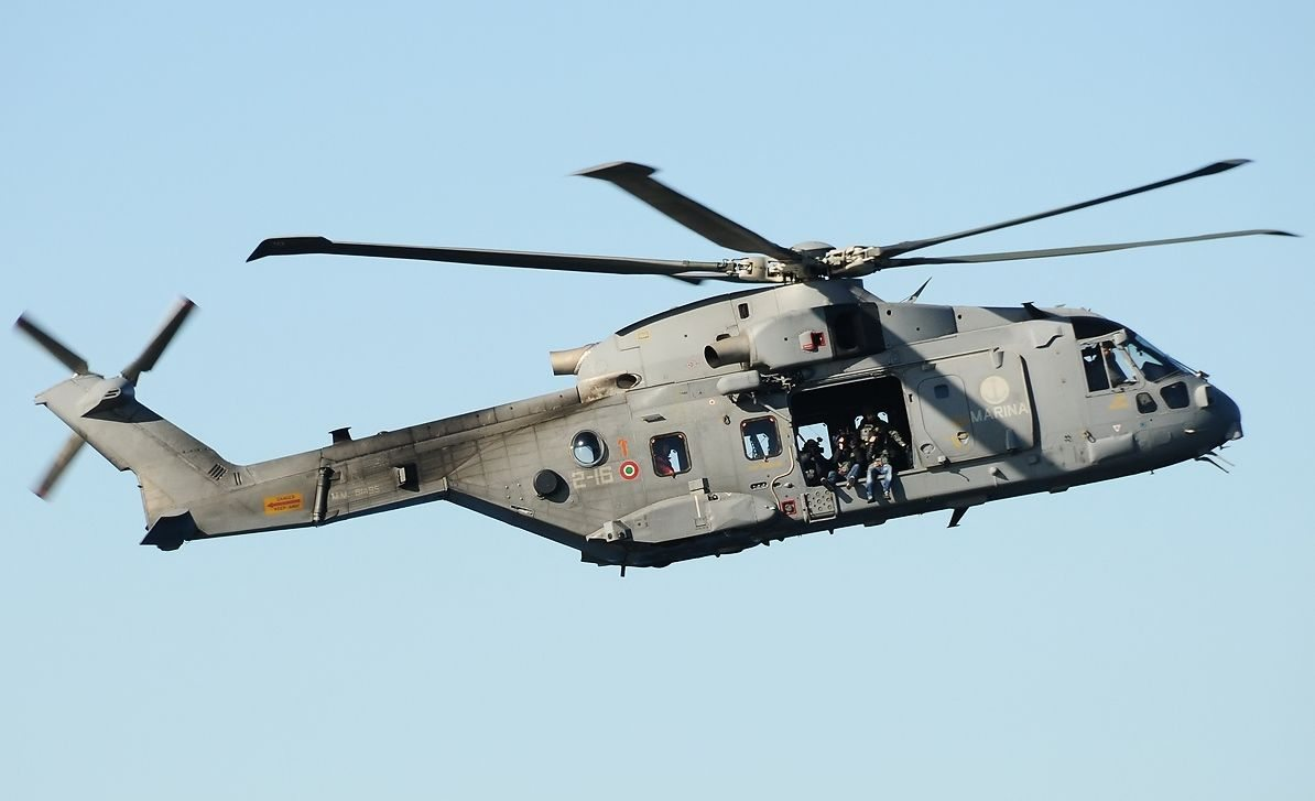 The first flight of the Turkish helicopter T625 81