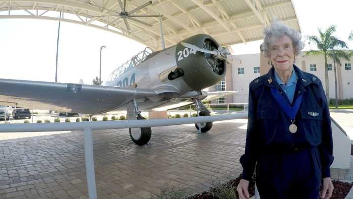 Women's Airforce Service Pilot, or WASP