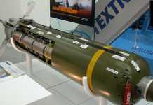 CBU-105 Cluster Bomb