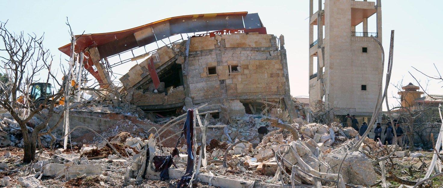 Dozens of civilians killed in US-led raids on Syria's Raqa | at DefenceTalk