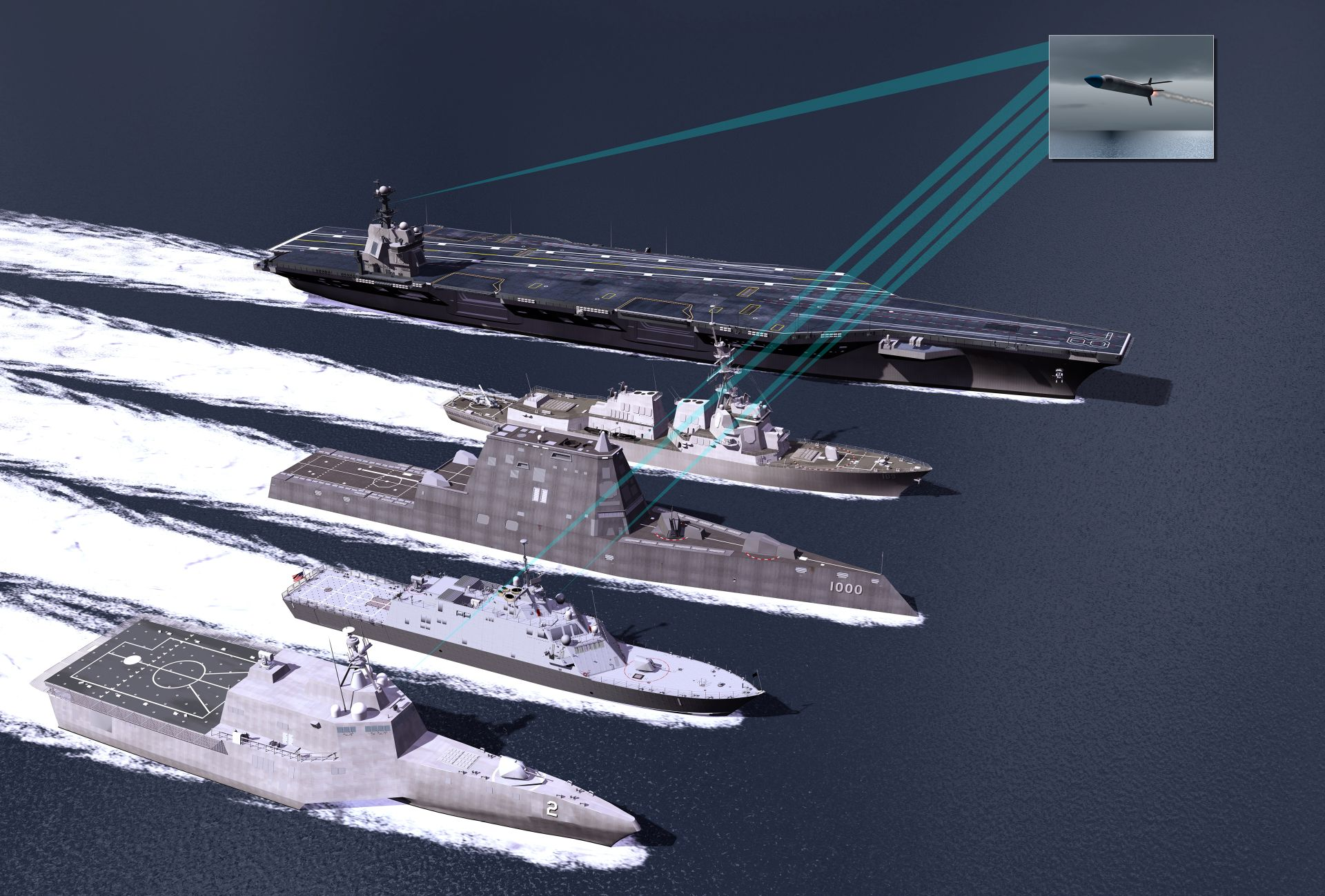 Lockheed to Upgrade US Navy's Shipboard Electronic Warfare SystemsDefenceTalk.com | at DefenceTalk