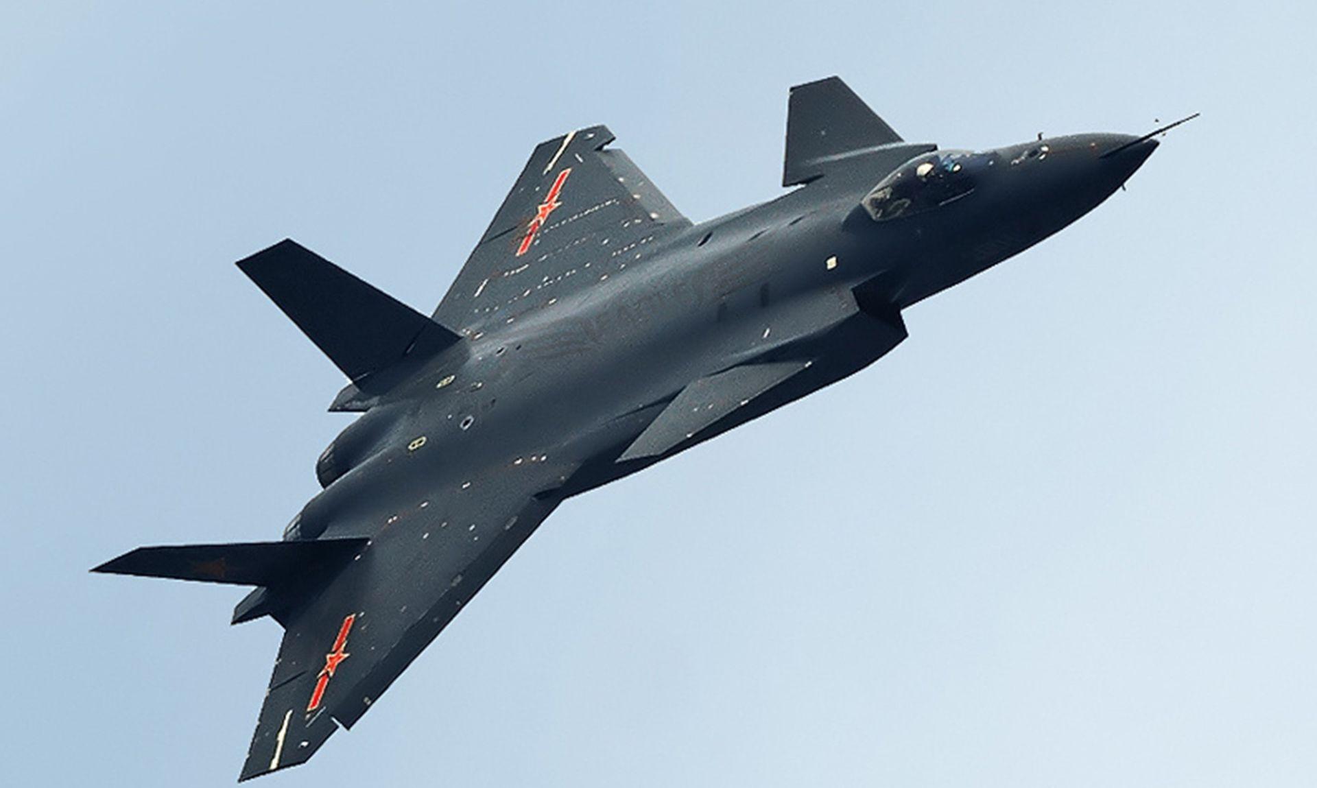With New J-20 Warplane, China All Set to Flex Its Long ...