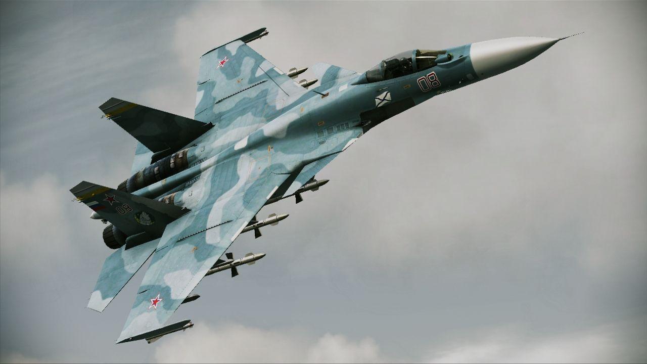 russie - Page 2 Su-33_Flanker