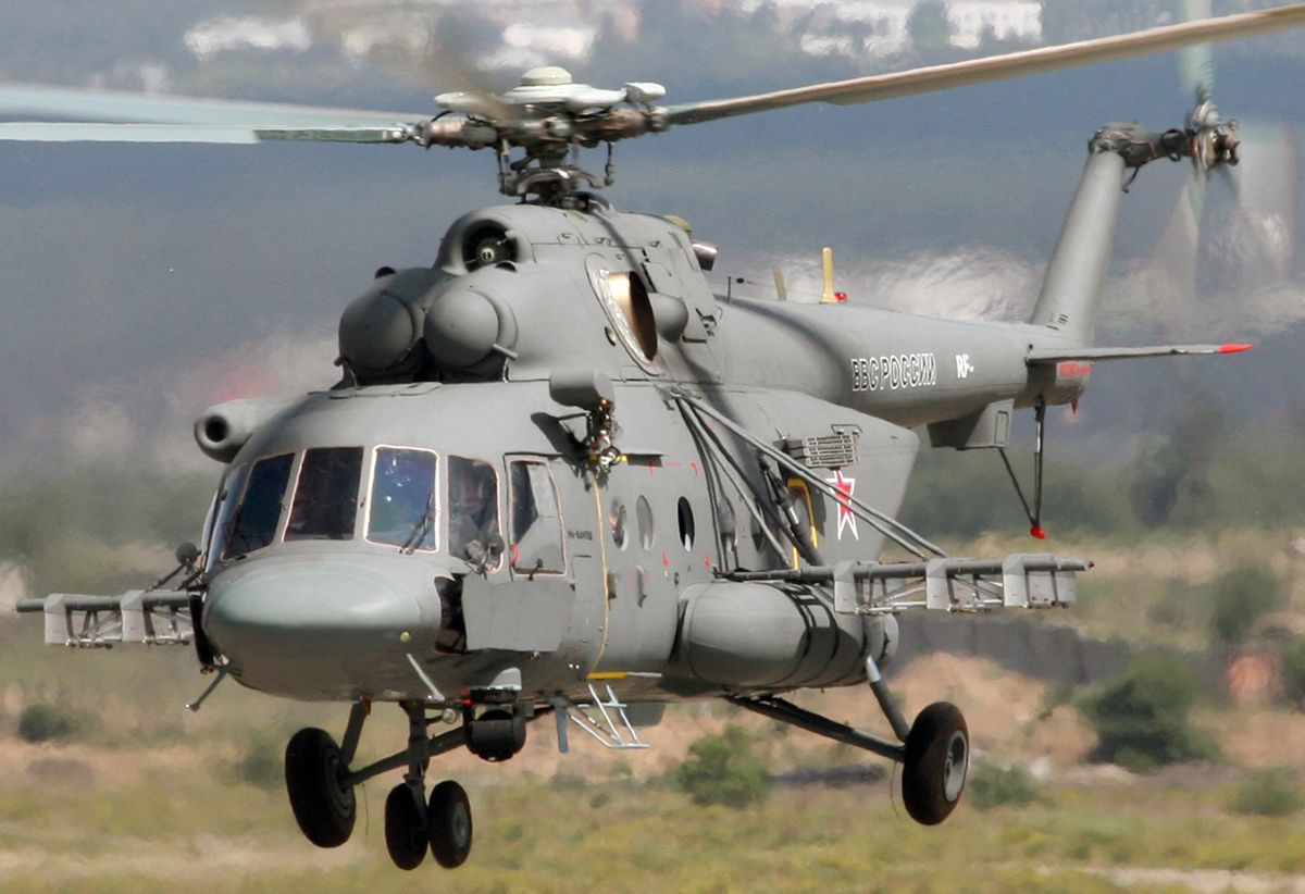 Russian Army to Form Helicopter Squadrons for Army Special ...