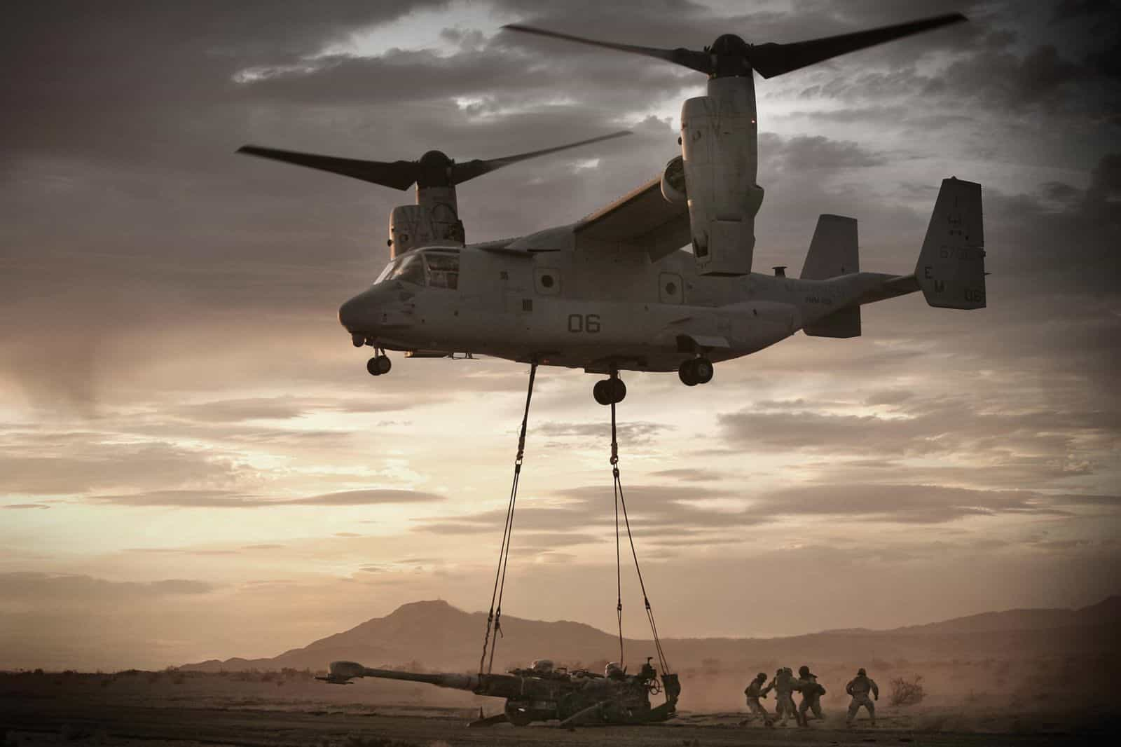 US DoD Officials Discuss Future Vertical Lift 'Family of ... Army Special Forces Weapons