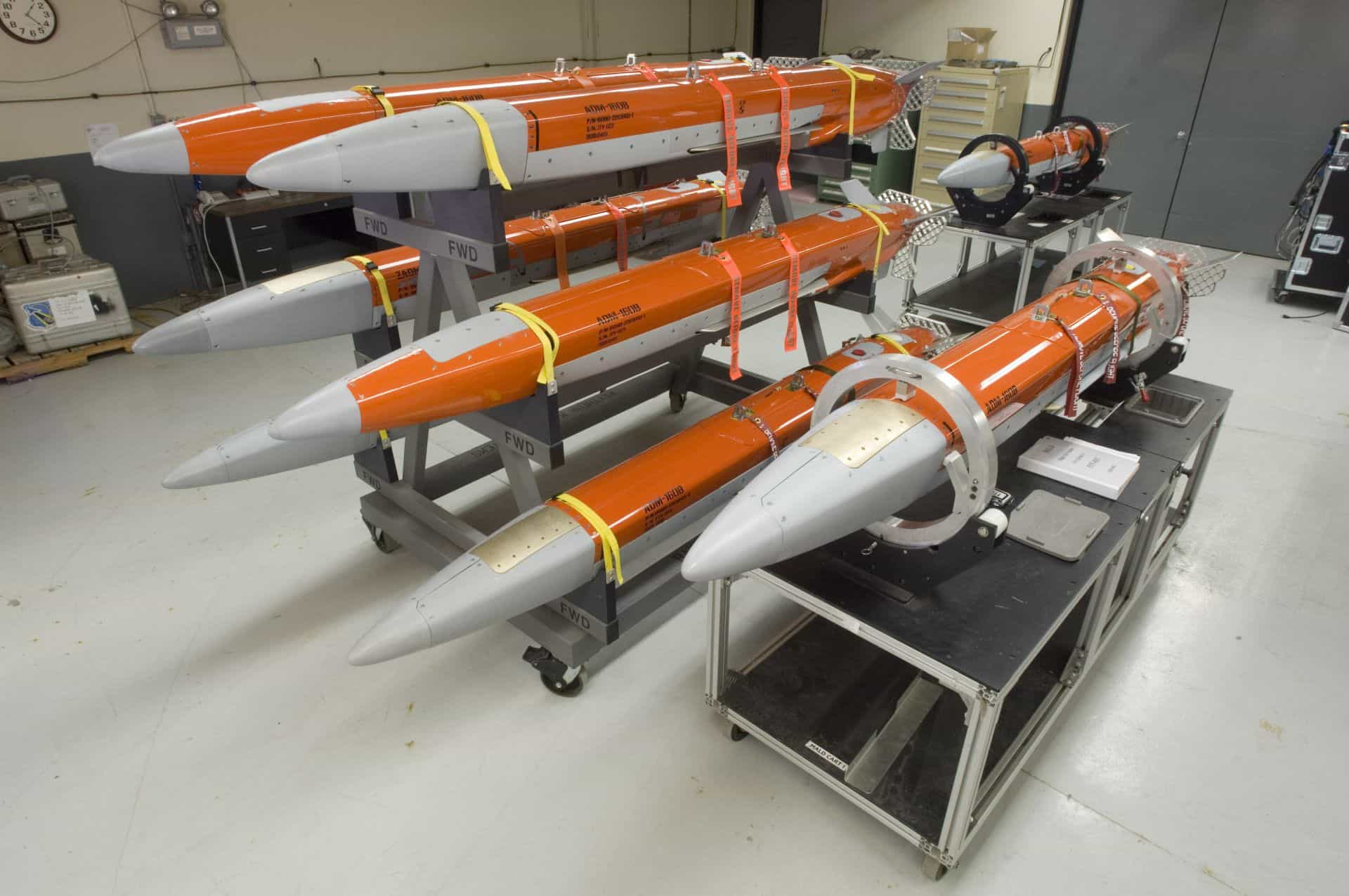 Raytheon Us Air Force Upgrade Mald J With Anti Jam