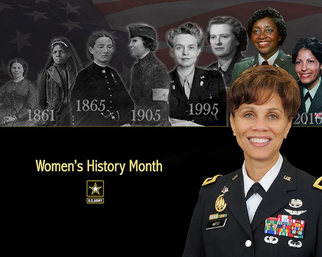 women s history in the u s the Time line: women in the us military 1775–1783 during the revolutionary war, women follow their husbands to war out of necessity many serve in military camps as.