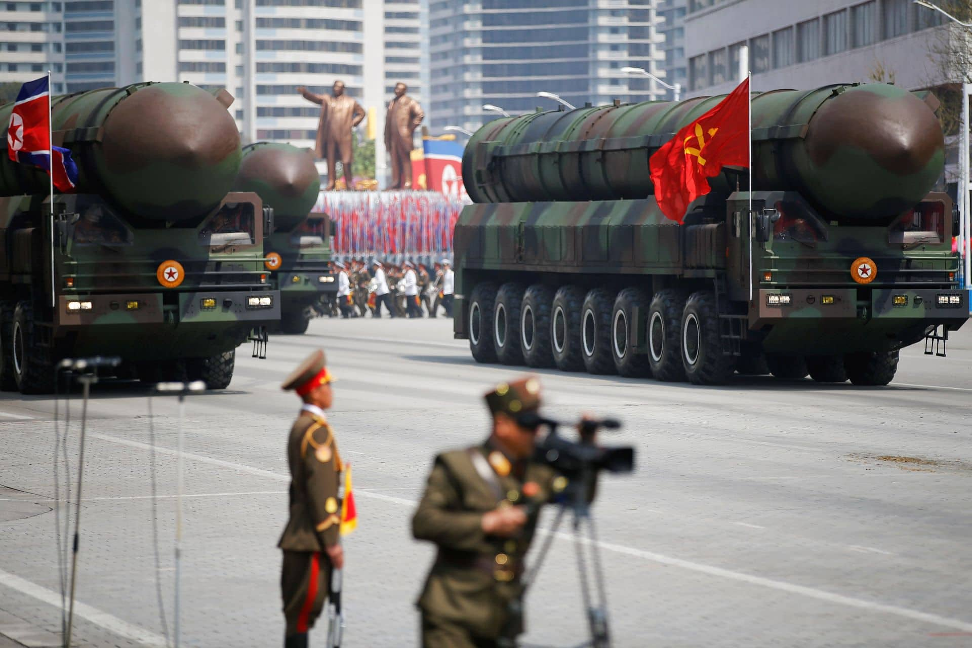 Image result for North Korea Has Another Missile Test