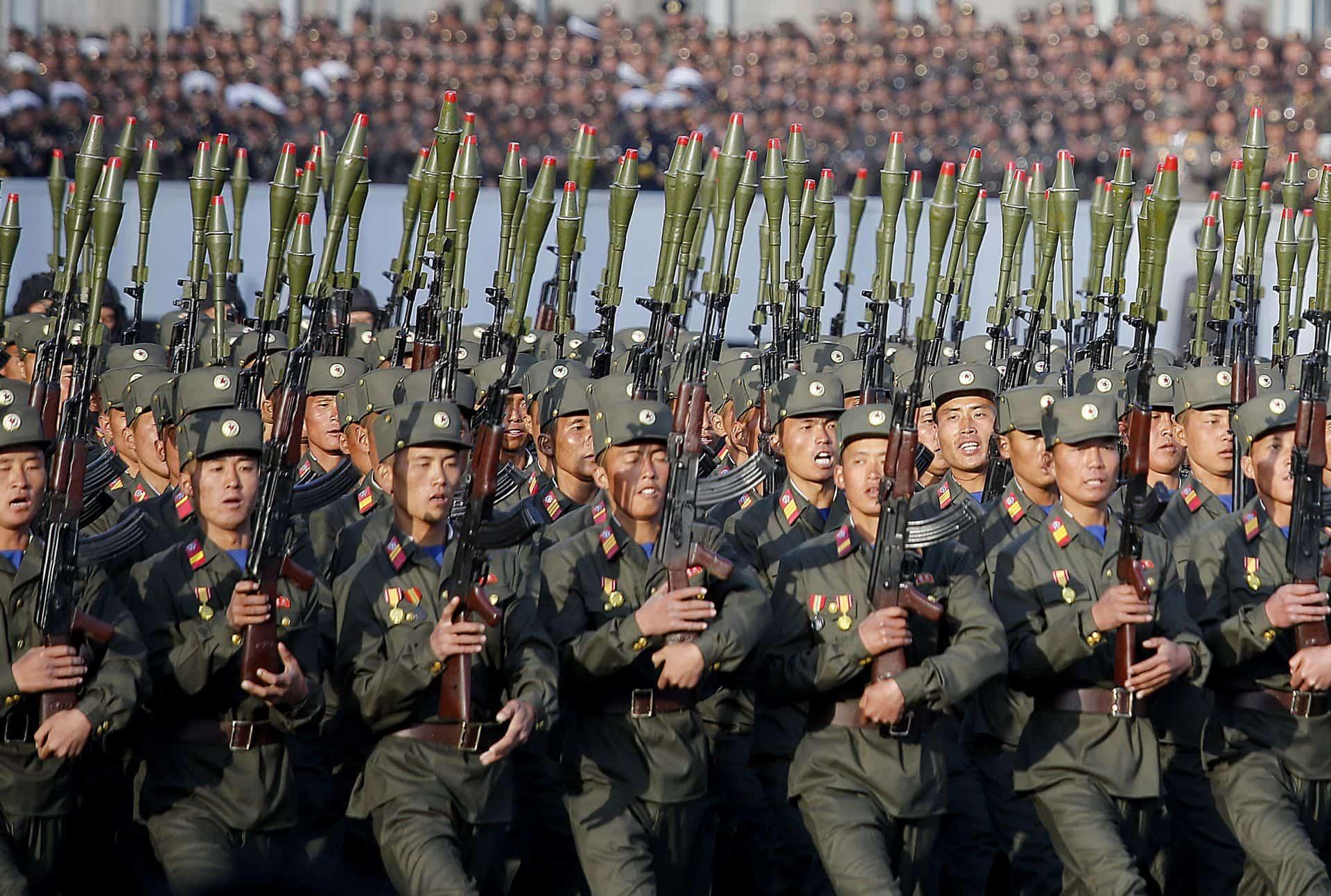 American Troops Innorth Korea 64