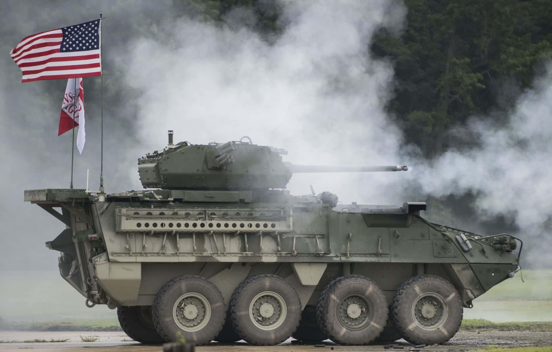 US Army Soldiers in Europe test Stryker cannon, Javelin system | at DefenceTalk