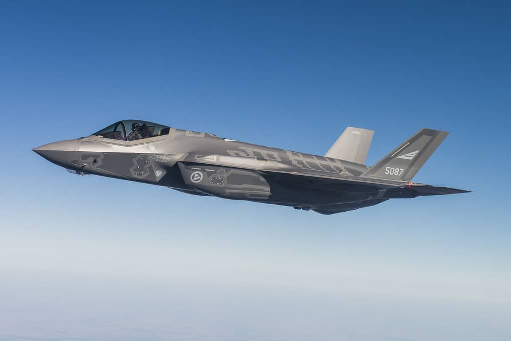 On November 3rd three Norwegian F-35 aircraft flew from Fort Worth Texas and landed at Ørland Air Base Norway. & Receiving the First F-35 Lighting II Is A Major Milestone for ...