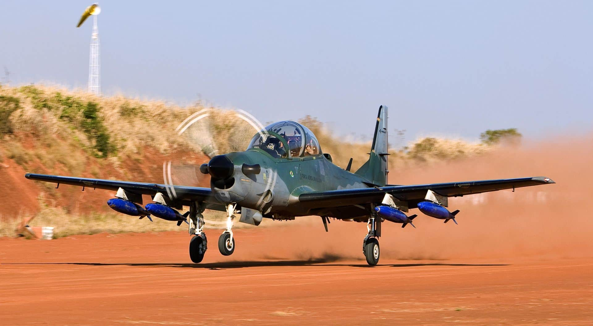Philippine Air Force Selects the A-29 Super Tucano for Close
