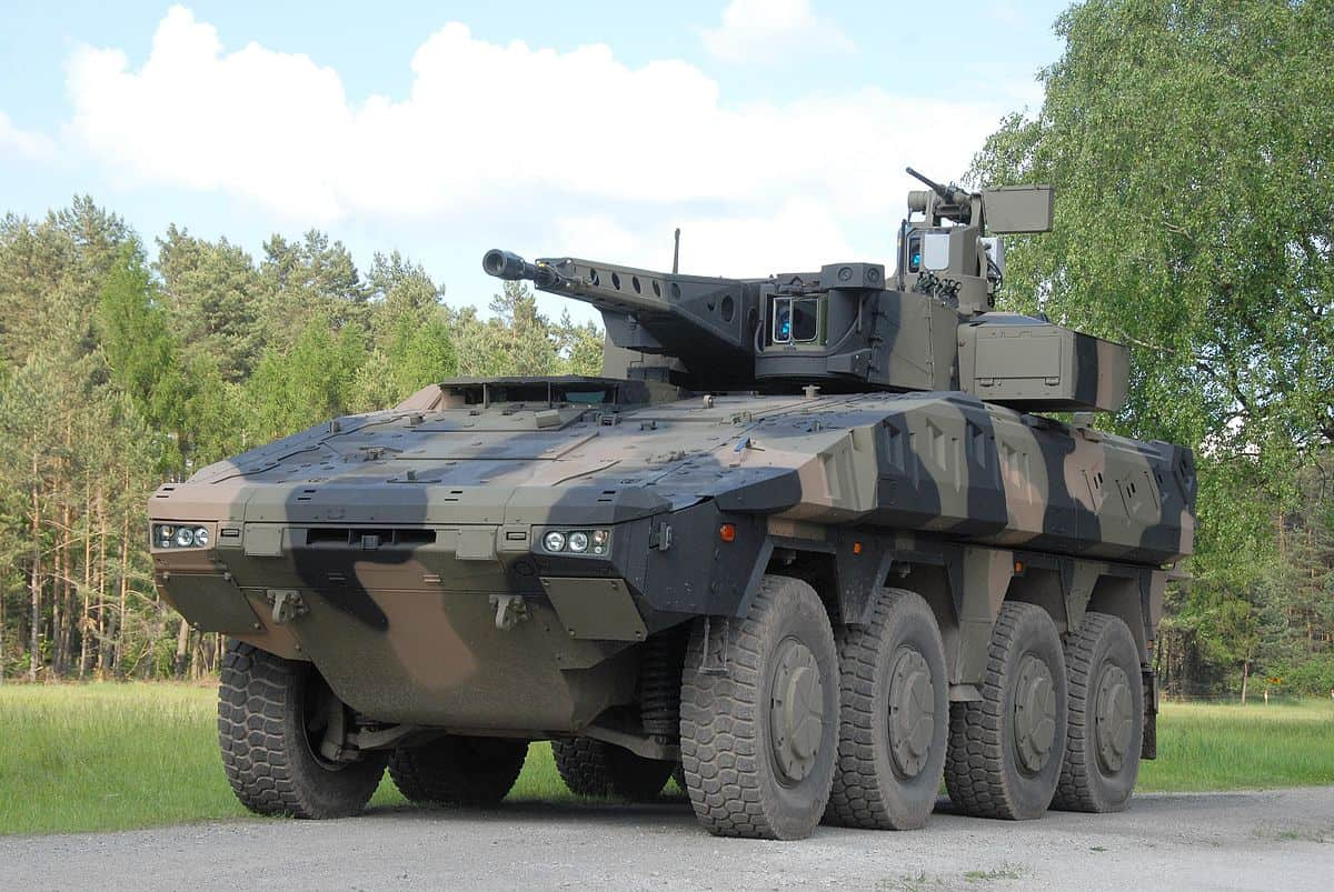 british army re joins boxer programme in step towards new armoured