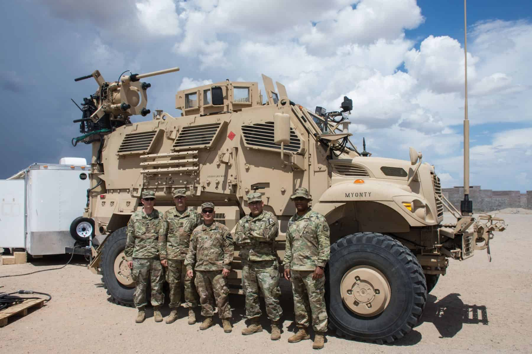 Army Of Us: US Army Tests First Electronic Warfare Tactical
