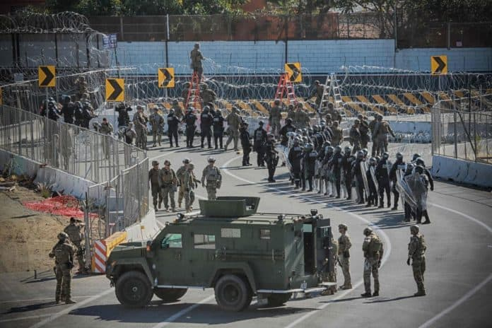 us sends 3 750 more troops to mexico border
