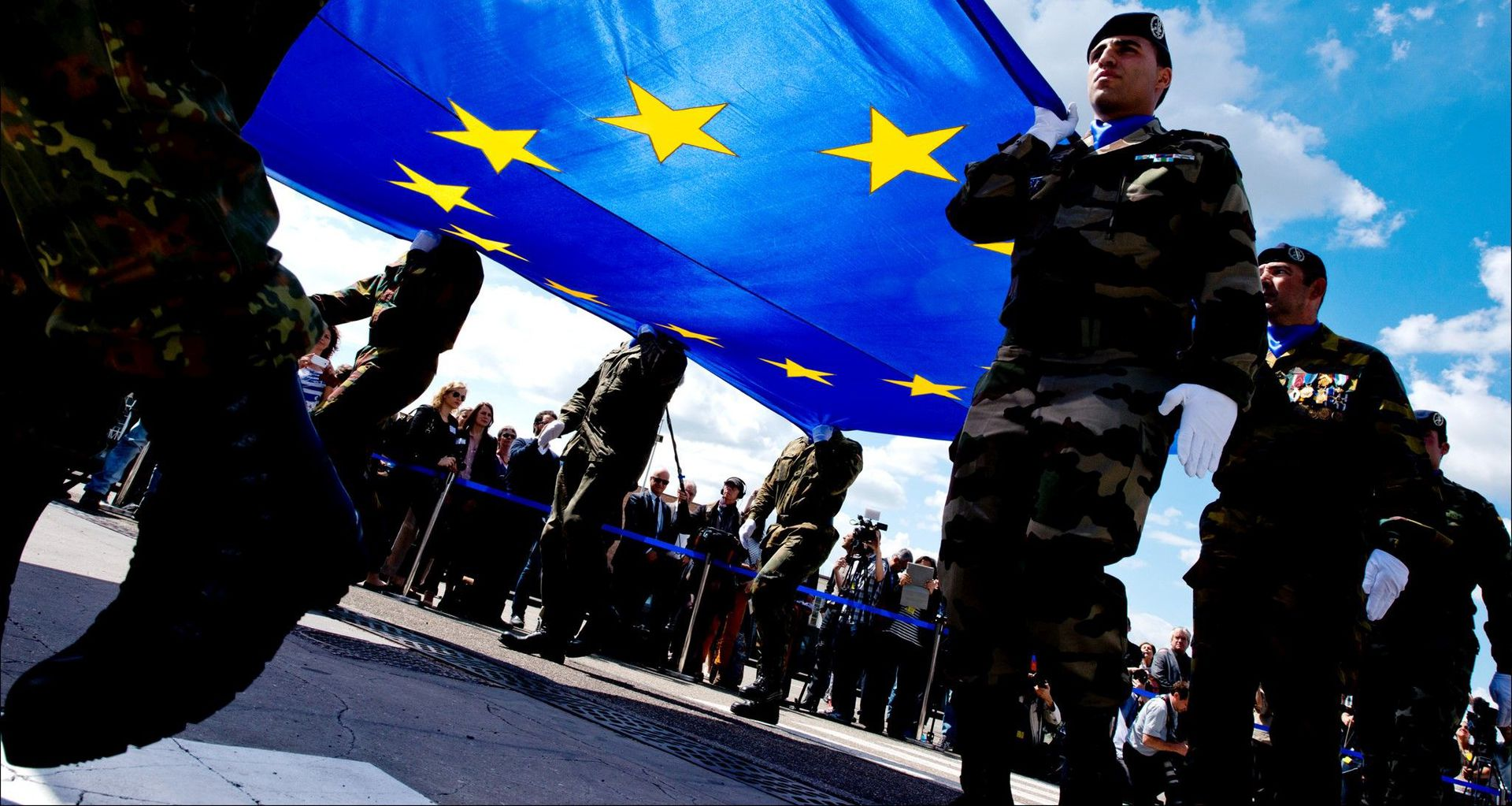 European Defence Expenditure Up But Spending in Key Areas Falling Short