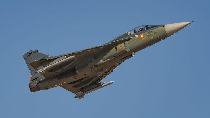 LCA Tejas Fighter Jet