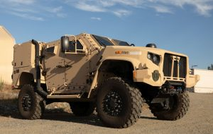 Joint Light-Weight Tactical Vehicles (JLTV)