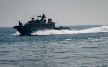 Mark VI patrol boat