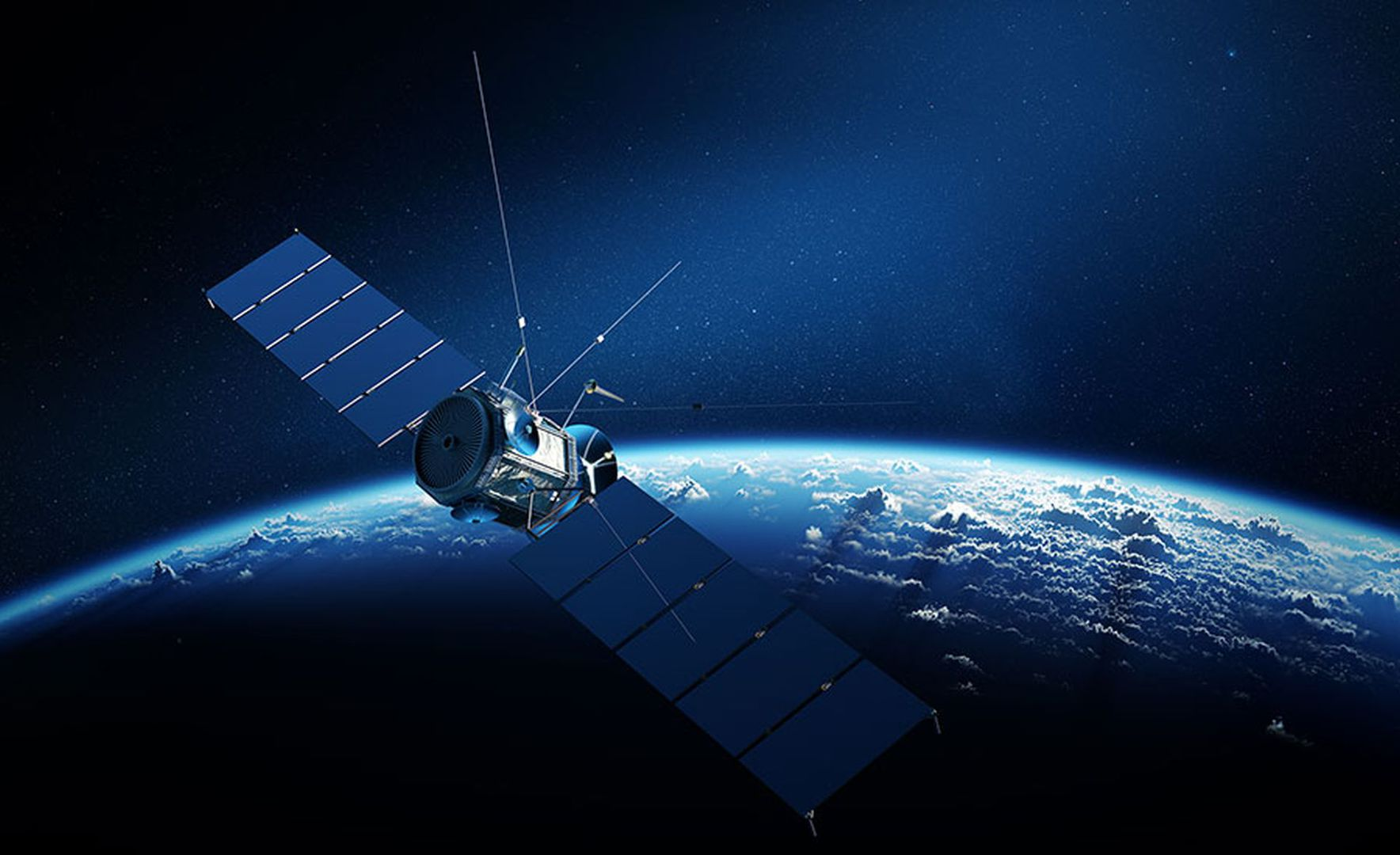 Hackers could shut down satellites – or turn them into weapons