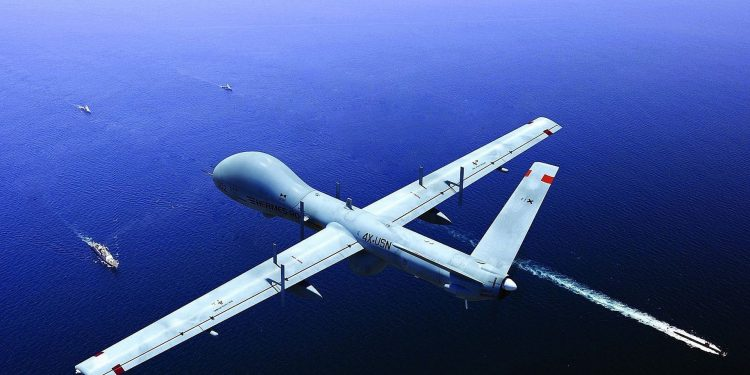 Elbit Introduces a UAS-Based Long-Range Maritime Rescue Capability
