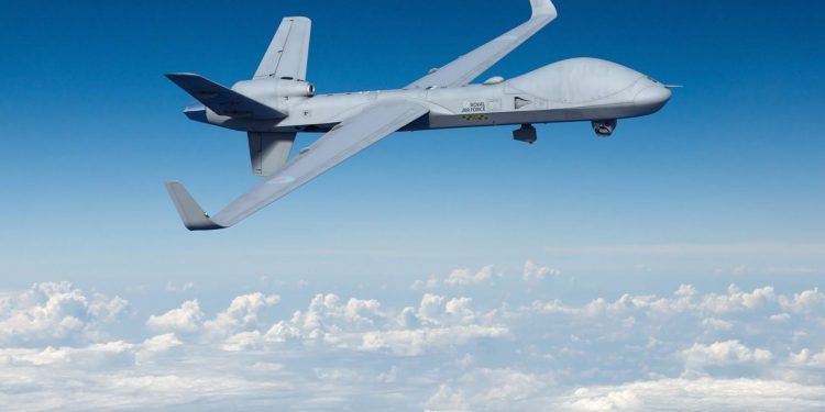 UK Orders First 3 Protector Drones in £65M Contract