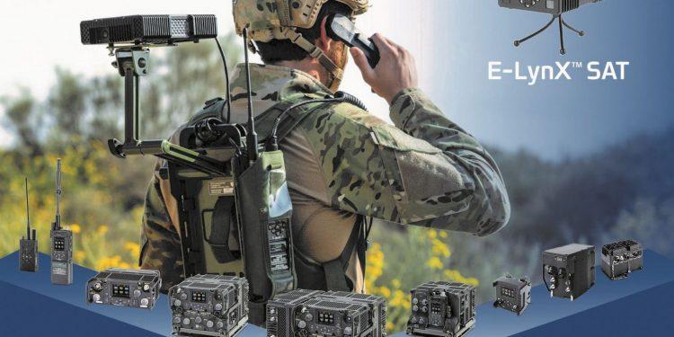أطلقت Elbit Systems نظام E-LynX-Sat - وهو نظام SATCOM تكتيكي محمول